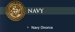 Navy Divorce