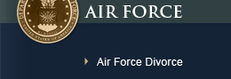 Air Force Divorce